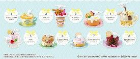 サンリオ Cinnamoroll Sweets Collection (シナモロール スイーツコレクション) 8個入りBOX (食玩)[リーメント]《発売済・在庫品》