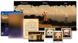 【特典】PS4 ネバーソング&ピンストライプ[Beep Japan]《発売済・在庫品》