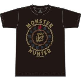 MH15TH 限定Tシャツ(ブラック) L[カプコン]《発売済・在庫品》