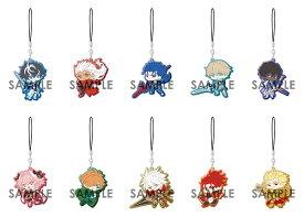 Fate/EXTELLA LINK クリアラバーストラップ 10個入りBOX[ソル・インターナショナル]《11月予約》