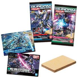 GUNDAMガンプラパッケージアートコレクション チョコウエハース6 20個入りBOX (食玩)[バンダイ]《11月予約》