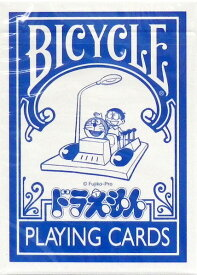 BICYCLE PLAYING CARDS ドラえもん[メディコム・トイ]《発売済・在庫品》
