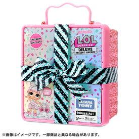 L.O.L. サプライズ! デラックス プレゼントサプライズ ピンク[タカラトミー]《発売済・在庫品》