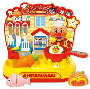 アンパンマン タッチでおしゃべりスマートアンパンマンキッチン[ジョイパレット]《発売済・在庫品》
