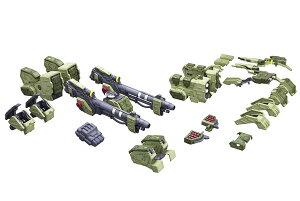 HMM ゾイド 1/72 ライガーゼロ専用 パンツァーユニット マーキングプラスVer. プラモデル[コトブキヤ]《04月予約》