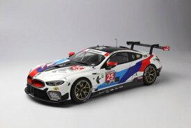 1/24 レーシングシリーズ BMW M8 GTE 2019 デイトナ24時間レース ウィナー プラモデル[プラッツ/nunu]《03月予約》