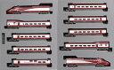 10-1657 Thalys(タリス) PBA 新塗装 10両セット[KATO]【送料無料】《発売済・在庫品》