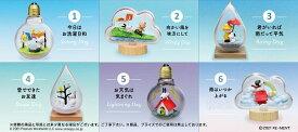 ピーナッツ SNOOPY WEATHER Terrarium 6個入りBOX[リーメント]《02月予約》