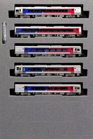 10-1628 JR四国N2000系 特急「うずしお4号」 5両セット [特別企画品][KATO]《発売済・在庫品》