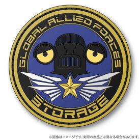 ウルトラマンZ 対怪獣特殊空挺機甲隊「ストレイジ」 部隊章PVCパッチ[コスパ]《発売済・在庫品》