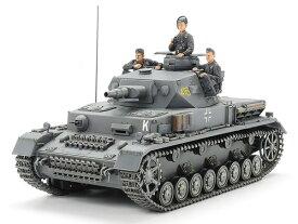 1/35MM ドイツ IV号戦車F型 プラモデル[タミヤ]《発売済・在庫品》