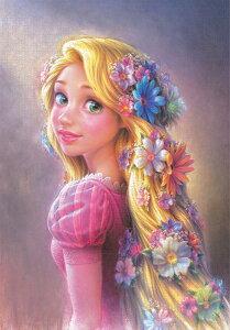 ジグソーパズル 輝く髪のプリンセス(ラプンツェル) 1000ピース(キャンバス) (D-1000-078)[テンヨー]《発売済・在庫品》