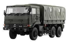 1/35 ミリタリーモデルキット No.1 3 1/2tトラック(SKW-477) プラモデル[アオシマ]《08月予約》