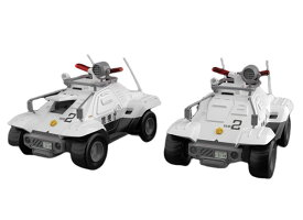 ACKS No.MP-02 機動警察パトレイバー 1/43 98式特型指揮車 2台セット プラモデル[アオシマ]《10月予約》