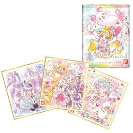 プリキュア 色紙ART5 10個入りBOX (食玩)[バンダイ]《06月予約》
