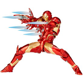 フィギュアコンプレックス アメイジング・ヤマグチ No.013 アイアンマン ブリーディングエッジアーマー[海洋堂]《発売済・在庫品》