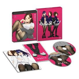【あみあみ限定特典】【特典】BD みるタイツ Blu-ray Disc[TRUSS]《発売済・在庫品》