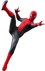 ムービーマスターピース FarFromHome スパイダーマンアップグレードスーツ[ホットトイズ]【同梱不可】【送料無料】《発売済・在庫品》