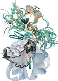 キャラクター・ボーカル・シリーズ01 初音ミク Memorial Dress Ver. フィギュア[グッドスマイルカンパニー]【同梱不可】【送料無料】《12月予約》