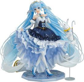 キャラクター・ボーカル・シリーズ01 初音ミク 雪ミク Snow Princess Ver. 1/7 完成品[グッドスマイルカンパニー]【送料無料】《03月予約》