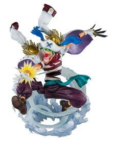 フィギュアーツZERO[EXTRA BATTLE]道化のバギー -頂上決戦- 『ワンピース』[BANDAI SPIRITS]《発売済・在庫品》