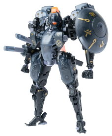 "ROBOT BUILD RB-09D SILA ""侍羅"" アクションフィギュア[核誠治造]《11月予約》"