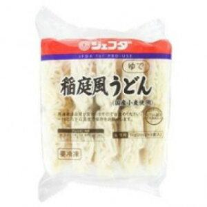ジェフダ 稲庭風うどん(国産小麦使用) 200g×5