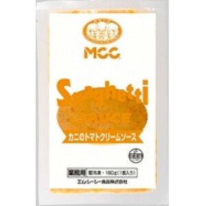 MCC スパゲティソース カニのトマトクリーム 160g