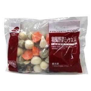 OM 和風野菜ミックス 500g