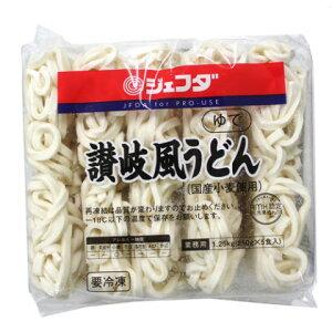 ジェフダ 讃岐風うどん(国産小麦使用) 250g×5