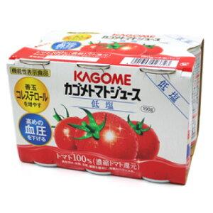 カゴメ  トマトジュース6缶パック 190g×6