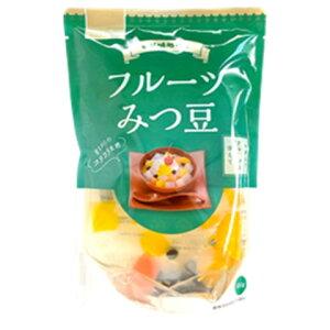 ハートフル畑 フルーツみつ豆 500g