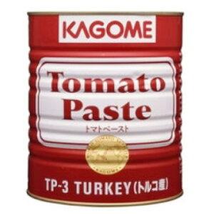 カゴメ トマトペースト(トルコ産) 3.2kg