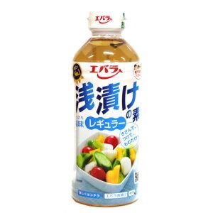 エバラ食品 浅漬の素(レギュラー) 500ml