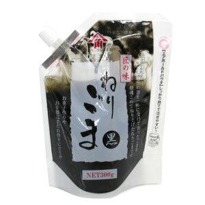 かどや製油 匠の味 ねりごま(黒) 300g