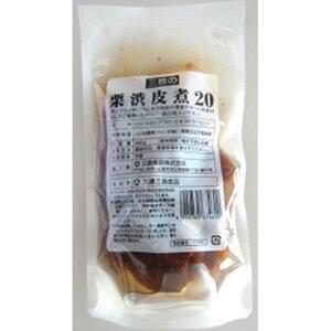 三島食品 栗渋皮煮 400g