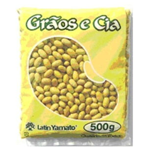 ラテン大和 フェイジョンカナリオ豆 500g