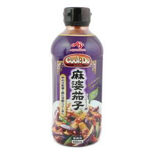 味の素 CookDo 麻婆茄子用 500ml