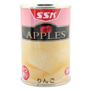 清水食品 りんご 6つ割り(国産) 425g