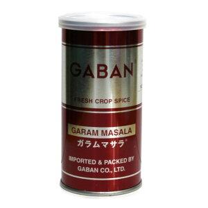 ギャバン ガラムマサラ 80g