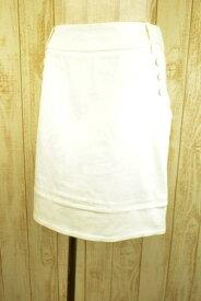 訳あり 新品 プリングル Pringle 春夏コットンスカート36 LSK711 プリングル Pringle スカート 36(M) イタリア製の上質スカート プリングルのスカート プリングル 新品 正規品