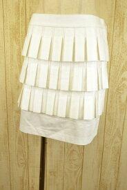新品 プリングル Pringle 春夏綿プリーツスカート8 LSK717 プリングル Pringle スカート 8(M) コットンスカート プリングルのスカート プリングル 新品 正規品