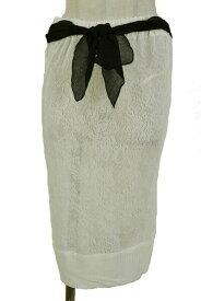 90%OFF 新品 ラブイズラブ LOVE IS LOVE! 春夏ニットスカート42 LSK881 42(L) 新品正規品ラブイズラブのイタリア製ニットスカート