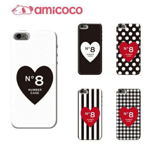 全機種対応 ハードケース iPhone8 iPhone8Plus iPhoneX スマホケース スマホカバー No.8ハート iPhone7 SO-03J SOV35 602SO ゼンフォン AQUOS ZETA SO-04H HW-03E AQUOS Xperia Z5 isai エクスペリア DisneyMobile Xperia XZ Premium FJL21 FARM060 iPhone 6s Plus