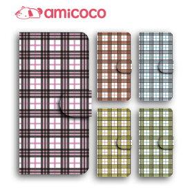 3XL MONO MO-01K 手帳型 スマホケース pixel 3 xl ケース MONO MO-01J V30 +L-01K V20 PRO L-01J MONO V30+ V20PRO ケース docomo DOCOMO MO-01K MO-01J L-01K L-01J マホケース 手帳型 高品質 レザー ケース 携帯ケース スマホカバー シンプル スチェック02