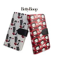 ベティー・ブープBETTYBOOPスマホケース手帳型iPhone7ケース可愛い両面デザインアメリカキャラクターiPhone7PlusiPhone6iPhone6sXperiaXZXperiaZ5SO-01JSO-03JSOV35602SO