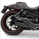111-2042TAB PERFORMANCETAB パフォーマンスNIGHT ROD SPECIALDUAL SHORTY TURN OUT EXHAUSTバッフル無し
