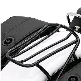 ガレージセール53652-05デタッチャブル・ソロラックグロスブラック '00〜ソフテイル新品傷ありB級品現品限り