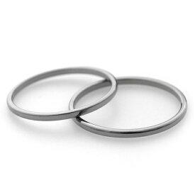 1.5mm幅 シンプルチタンペアリング ナチュラル [R0222XXX-XX-pair]
