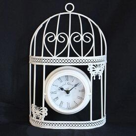 花時計 フラワーベース ウォールケージ 1個フラワーアレンジメント プリザーブドフラワー ハンドメイド DYI 置時計 掛け時計